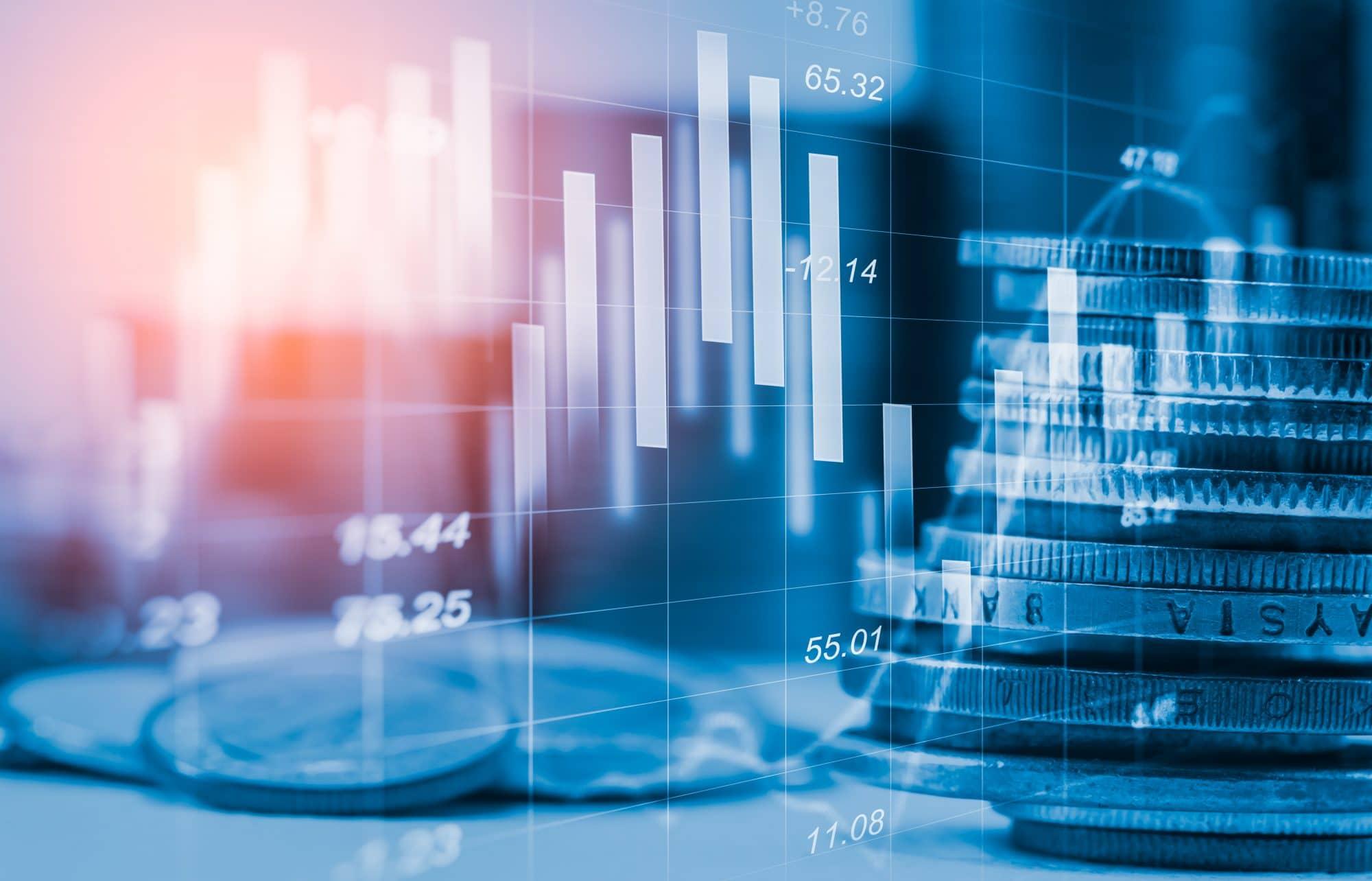 Visuel finance et statistique pour représenter le droit fiscal